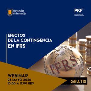 efectos de la contingencia en IFRS